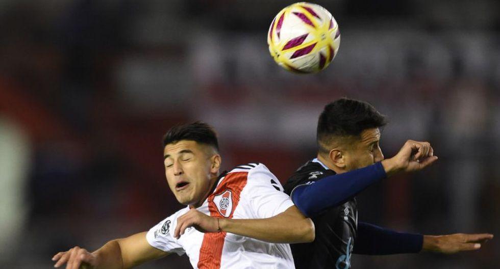 River Plate goleó por 4-1 al Atlético Tucumán pero quedó fuera de las semifinales de la Copa de la Superliga por haber perdido 3-0 en la ida. (Foto: AFP)