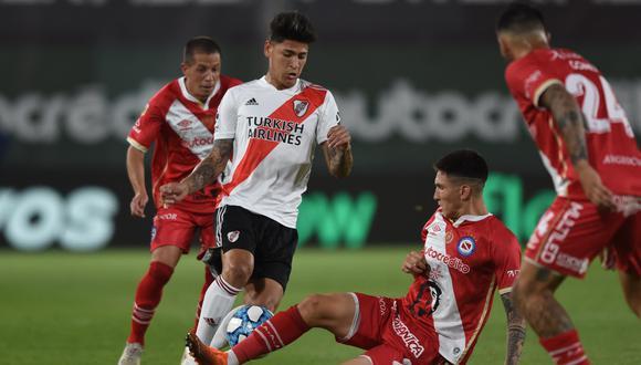 GOLES River vs Argentinos Juiors: resultado, resumen, mejores jugas y todas  las incidencias de partido por primera fecha de la Zona A de la Copa Diego  Maradona 2020 | FUTBOL-INTERNACIONAL | DEPOR