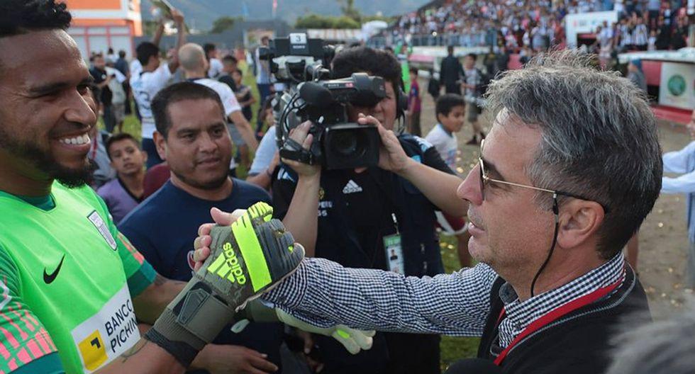 Pedro Gallese fue una de las figuras en la victoria de Alianza Lima ante Sporting Cristal. (Foto: GEC)