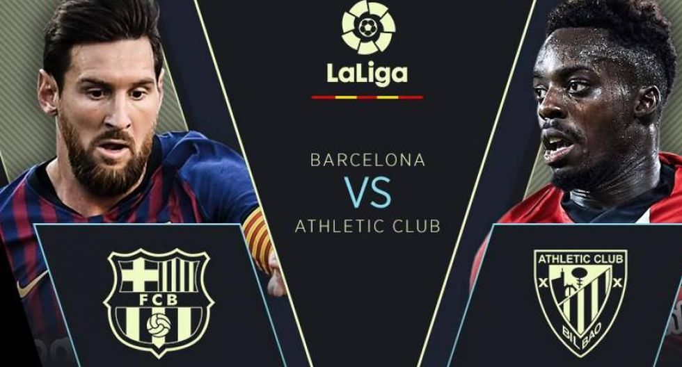 Barcelona vs Athletic Club today: from Camp Nou, they collide for the date 31 of LaLiga Santander