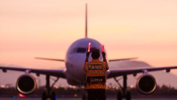 Todos los aviones deberán estar desinfectados. (Foto: GEC)