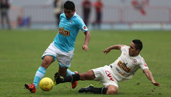 Sporting Cristal  y Universitario protagonizarán el partido de la fecha. (USI)