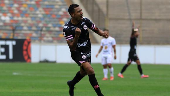Sport Boys le ganó 2-1 a Ayacucho FC en el Monumental (Foto: Liga 1)