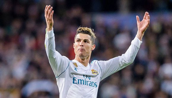 Cristiano Ronaldo jugó en el Real Madrid desde la temporada 2009/10 hasta la actualidad. (Getty)
