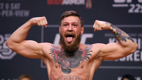 """Conor McGregor vuelve a sus orígenes: """"No más chico bueno"""". (UFC)"""