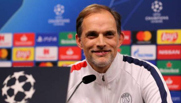 Thomas Tuchel podría clasificar a su segunda final consecutiva de Champions League. (Foto: Getty Images)