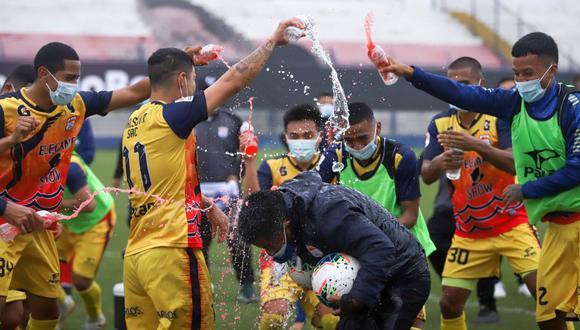 Sport Chavelines sumó 23 puntos en la Fase 1 de la Liga 2 (Foto: FPF)