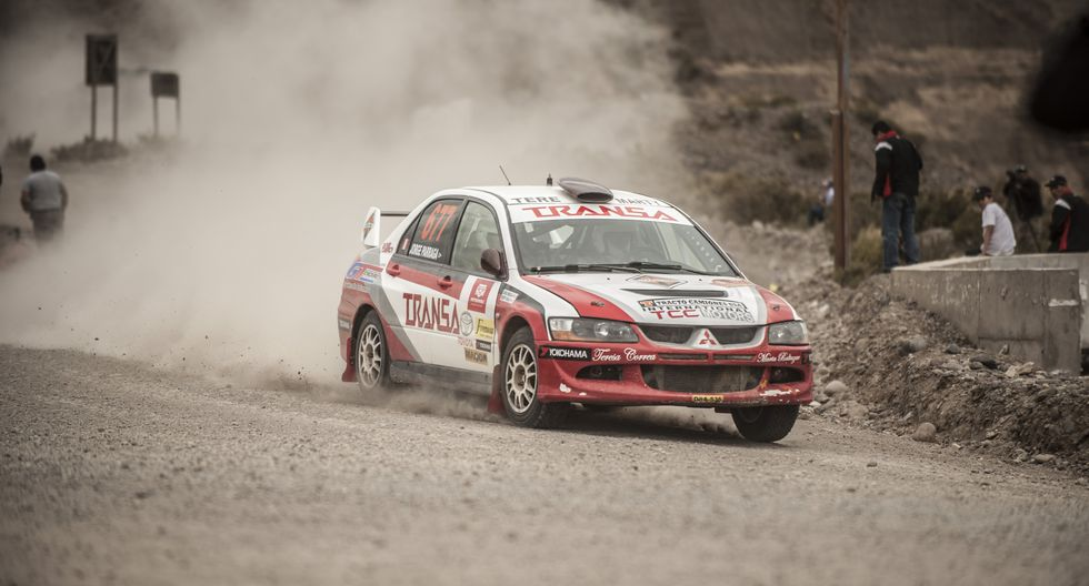 El Rally Caminos del Inca 2019 tendrá cinco etapas de full adrenalina.