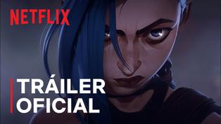 'Arcane' nueva serie animada de League of Legends en Netflix