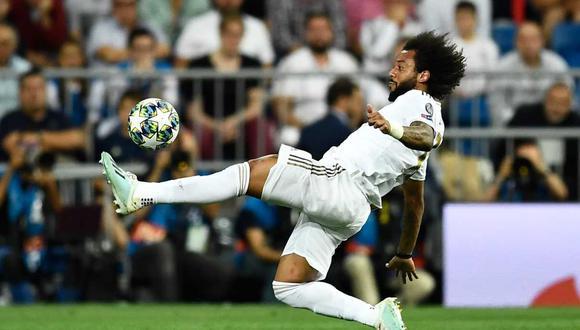 Marcelo tiene contrato con el Real Madrid hasta el 2022. (Foto: AFP)