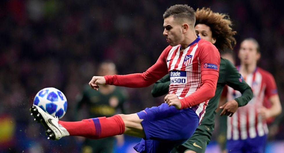 Lucas Hernández podría llegar al Bayern Munich en enero de 2019. (AFP)