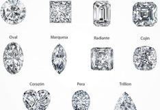 Prueba psicológica: escoge entre los diamantes el que más te guste y mira lo que te quiere decir