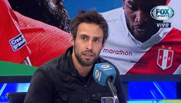 Jorge Valdivia se consagró campeón de la Copa América en 2015. (captura Fox Sports)