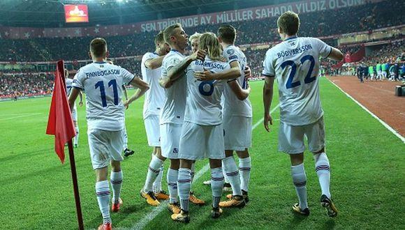 Islandia vs. República Checa: se enfrentan en amistoso internacional