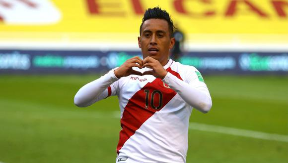 Christian Cueva abrió el marcador en Quito (Foto: Selección Peruana)