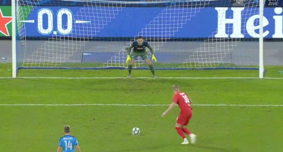 Erling Haland es una de las jóvenes sensaciones de la actual Champions League. (Twitter)
