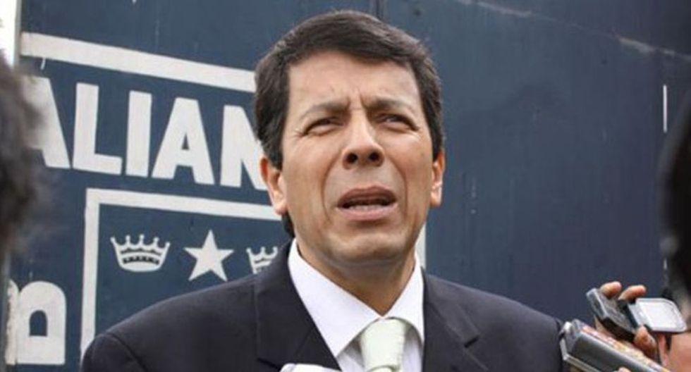 Tito Ordóñez es el vicepresidente de la ADFP. (USI)
