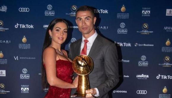 Cristiano Ronaldo y Georgina Rodríguez llevan una relación de casi cinco años. (Instagram Cristiano Ronaldo)