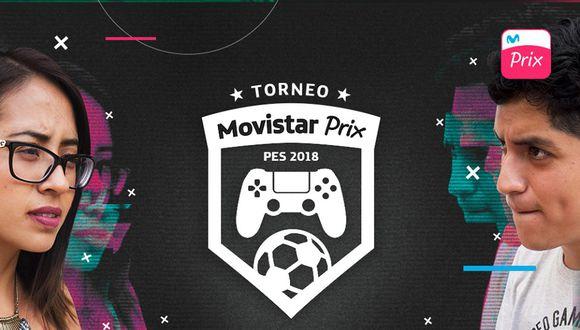 Para participar en el torneo solo debes descargar tu vale en la aplicación de Movistar Prix.