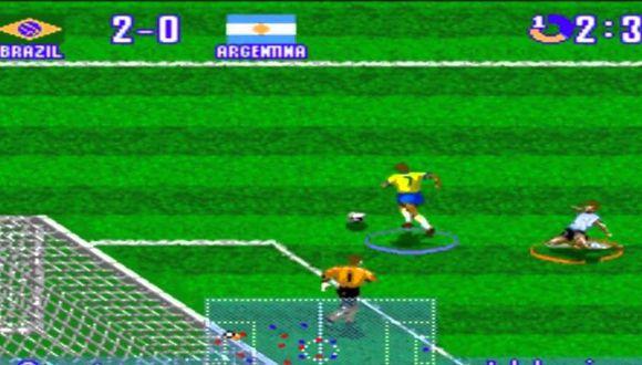 El clásico sudamericano en International Superstar Soccer (Foto: Konami)