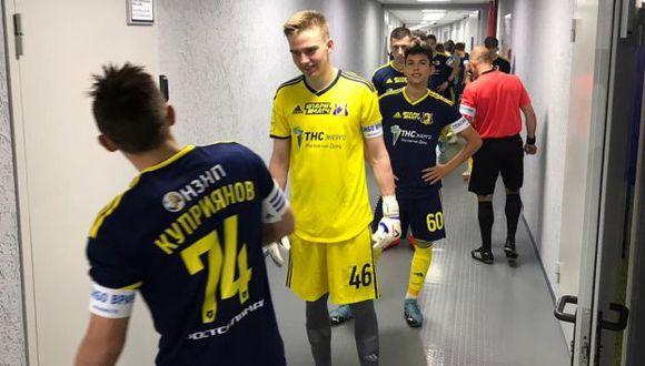 Rostov mandó a cuarentena a todo su equipo principal y se presentó con juveniles en reinicio de la liga. (Foto: Rostov FC)