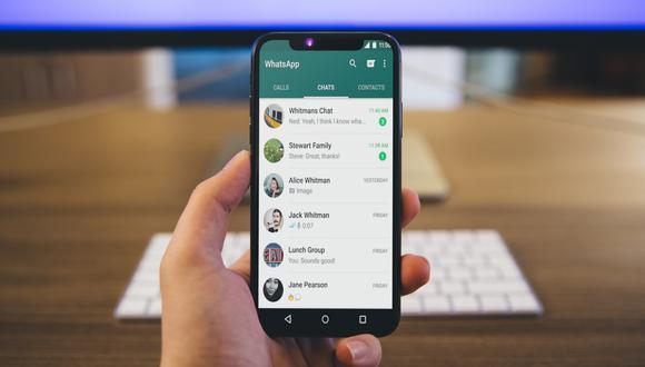 Cómo cambiar el nombre de un contacto en WhatsApp. (Foto: Mag)