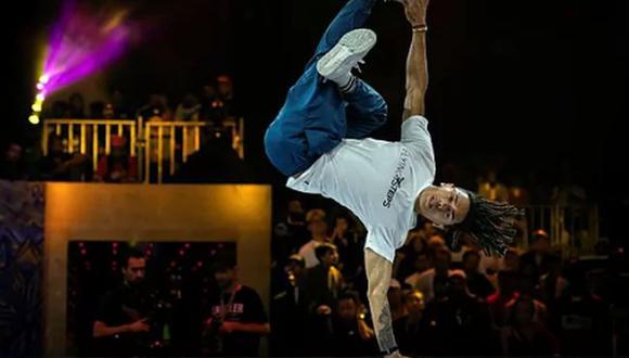 Breakdance quedó confirmado como deporte olímpico para París 2024. (AFP)