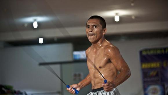 Alberto 'Chiquito' Rossel denunció que el IPD le debe a la Federación Peruana de Boxeo desde enero. (Foto: GEC)