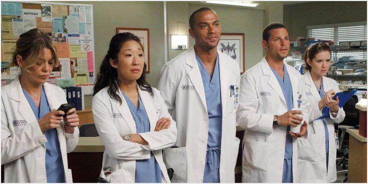 """""""Grey's Anatomy"""" tiene 15 años al aire, consolidándose como la serie más longeva y exitosa de la televisión estadounidense (Foto: ABC)"""