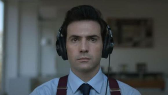 """Patricio Robles es uno de los nuevos personajes que aparecerá en la segunda temporada de """"Luis Miguel: la serie"""". (Foto: Netflix)"""