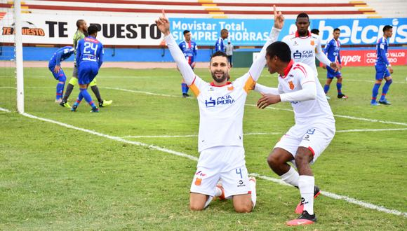 Atlético Grau ganó 2-0 a Carlos A. Mannucci en el Callao. (Foto: Liga 1)