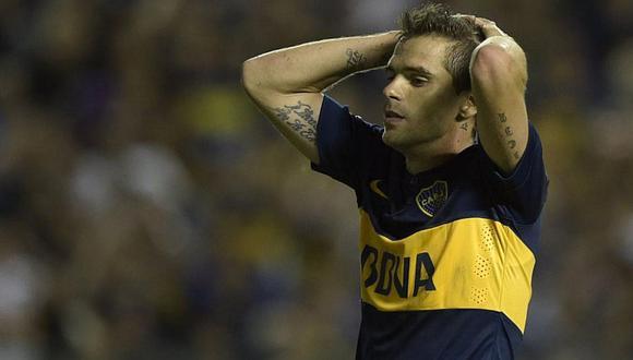 Fernando Gago rescindió contrato con Boca Juniors el año pasado y hoy juega en Vélez. (Foto: Getty)