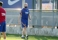 FC Barcelona pone en marcha su 'operación salida': Koeman definirá a su plantilla en Alemania