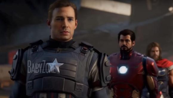 """Marvel: montan los rostros de los actores del UCM al juego """"Marvel's Avengers"""". (Foto: BabyZone)"""