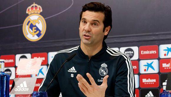 Santiago Solari y Real Madrid no pasaron del 2-2 con Villarreal. (Foto: Getty)