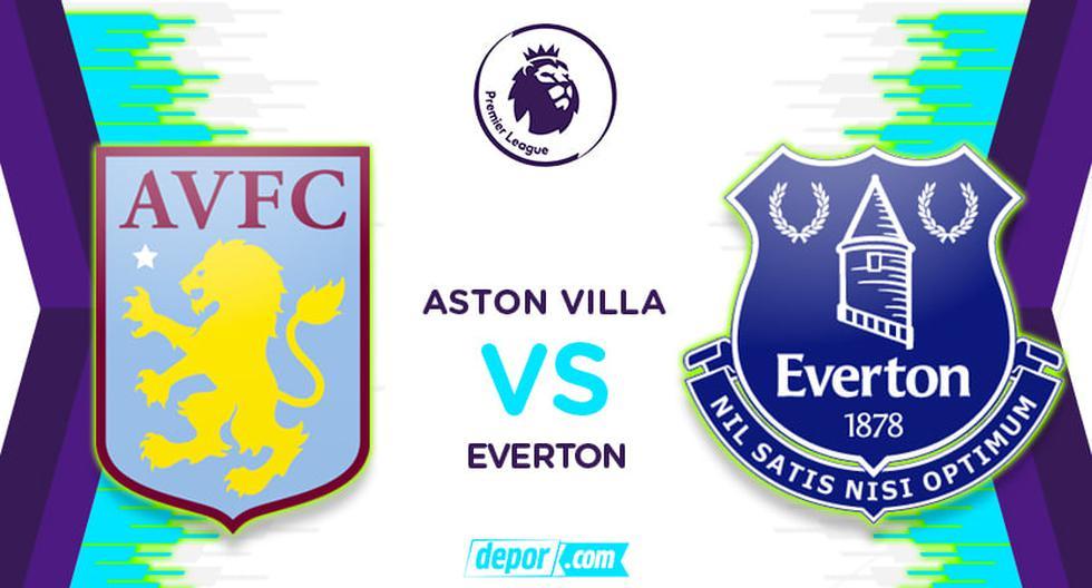 ESPN EN VIVO, Everton vs. Aston Villa ONLINE EN DIRECTO GRATIS transmisión de DirecTV y Sky Sports: minuto a minuto del partido por fecha 5 de Premier League | Inglaterra | Colombia | COLOMBIA | DEPOR