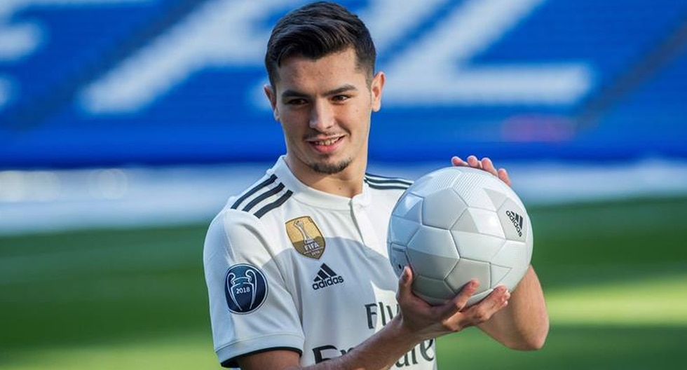 Brahim Diaz | Real Madrid
