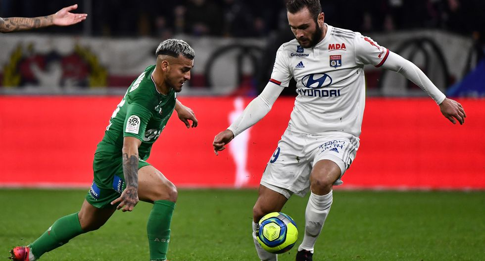 7. Miguel Trauco (Saint-Etienne): 4.35 promedio en 17 partidos. (Foto: AFP)