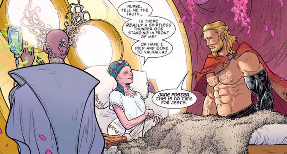"Taika Waititi dice que el cáncer de Jane Foster podría no llegar a ""Thor: Love and Thunder"" (Marvel)"