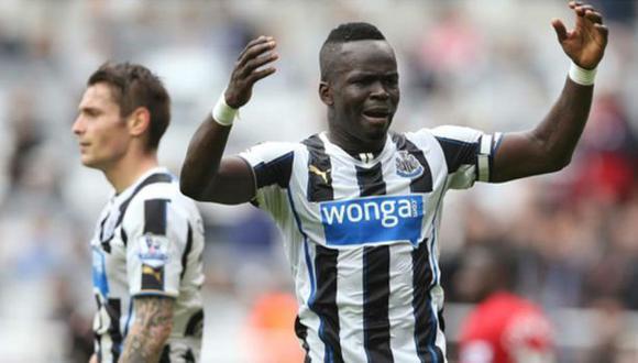 Tioté estuvo durante siete temporadas en el Newcastle United. (Foto: Getty Images)