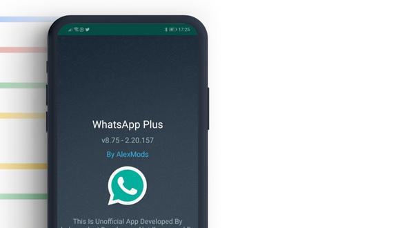 Conoce cuáles son las novedades de WhatsApp Plus 14.20. (Foto: AlexMods)