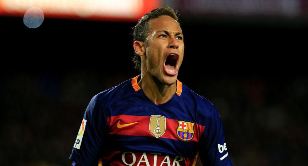9. Neymar.