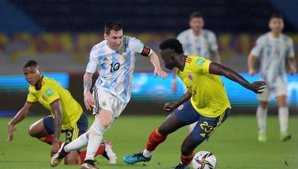 Argentina-Colombia (2-2): resumen y goles del partido por Eliminatorias  Qatar 2022 | FUTBOL-INTERNACIONAL | DEPOR