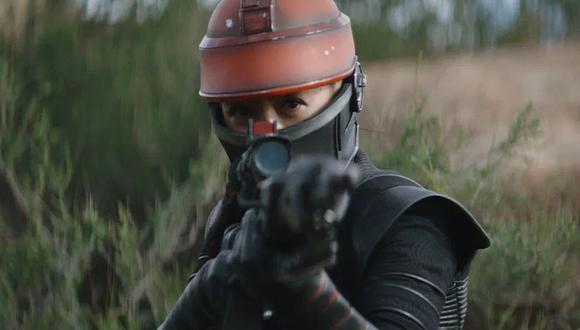 """Fennec Shand también protagonizará el live-action de """"The Book of Boba Fett"""" (Foto: Disney Plus)"""