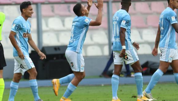 Sporting Cristal se llevó su estrella 20 de su historia. (Foto: Liga 1)