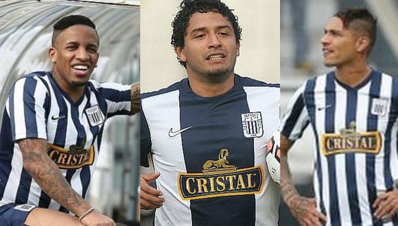 Manco sueña con jugar con Farfán y Guerrero en Alianza Lima. (Foto: GEC)