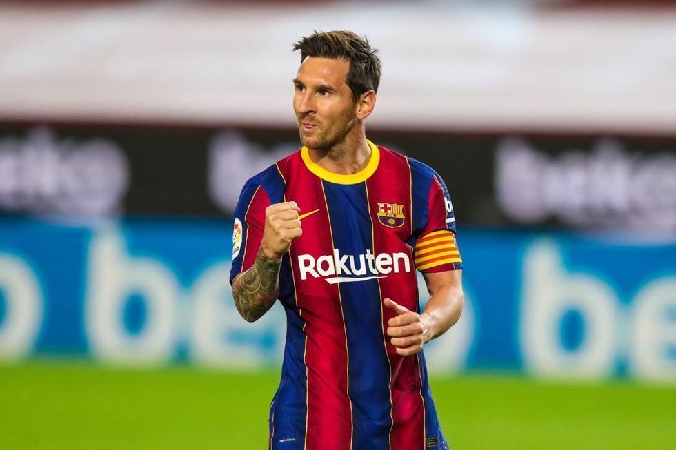 Lionel Messi - Argentina (Foto: Agencias)