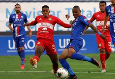 Ya está en zona de Libertadores: Carlos A. Mannucci le ganó 2-1 a Sport Huancayo en Matute