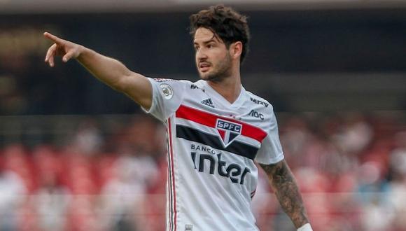 Alexandre Pato dejó de ser jugador del Sao Paulo (Foto:Getty Images)