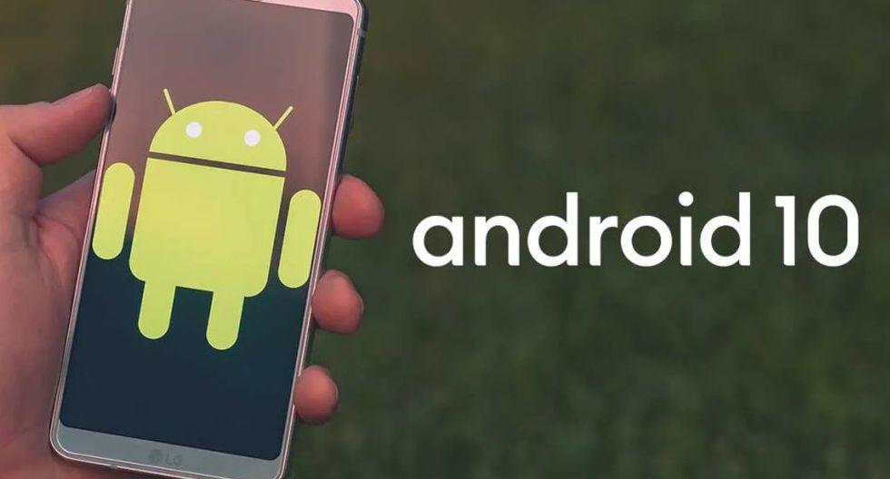 Android 10 llegará a Samsung a partir de 2020 (adslzone)